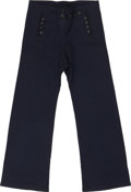 Militaria:Uniforms, Exceptional Condition Pair of Civil War U. S. Navy Blue Wool Enlisted Man's Trousers....