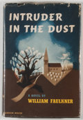 Books:Literature 1900-up, William Faulkner. Intruder in the Dust. New York: RandomHouse, [1948]. First edition, first printing. Octavo. 247 ...