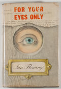 Books:Mystery & Detective Fiction, Ian Fleming. For Your Eyes Only. London: Jonathan Cape,[1960]. First edition, first printing. Octavo. 252 pages. Pu...