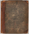 Books:Sporting Books, Joseph Strutt. Glic-Gamena Angel-Deod, or The Sports and Pastimes of the People of England. London: T. Bensley, 1810...