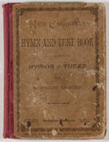 Books:Music & Sheet Music, New Christian Hymn and Tune-Book. Cincinnati: Fillmore Brothers, [1887]. Twelvemo. 463 pages. Publisher's binding wi...