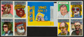 "Non-Sport Cards:Sets, 1967 Topps ""Who Am I?"" Complete Set (44) Plus Wrapper. ..."