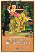 "Movie Posters:Drama, The Eternal City (First National, 1923). One Sheet (27"" X 41"")....."