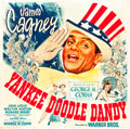 "Movie Posters:Musical, Yankee Doodle Dandy (Warner Brothers, 1942). Six Sheet (81"" X81"").. ..."