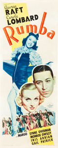 "Movie Posters:Drama, Rumba (Paramount, 1935). Insert (14"" X 36"").. ..."
