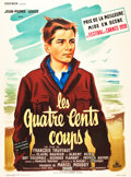"Movie Posters:Foreign, The 400 Blows (Cocinor, 1959). French Grande (47"" X 63"").. ..."