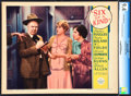 "Movie Posters:Comedy, Six of a Kind (Paramount, 1934). CGC Graded Lobby Card (11"" X14"").. ..."