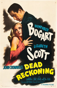 """Dead Reckoning (Columbia, 1947). One Sheet (27"""" X 41"""") Style B"""