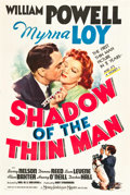 "Movie Posters:Mystery, Shadow of the Thin Man (MGM, 1941). One Sheet (27"" X 41"") Style C....."