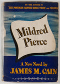 Books:Mystery & Detective Fiction, James M. Cain. Mildred Pierce. New York: Knopf, 1941. Firstedition, advance review copy. Octavo. Softcover. 387...