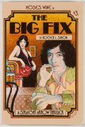 Books:Mystery & Detective Fiction, Roger L. Simon. SIGNED. The Big Fix. [San Francisco]:Straight Arrow Books, [1973]. First printing. Signed by ...