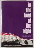 Books:Mystery & Detective Fiction, John Ball. In the Heat of the Night. New York: Harper &Row, [1965]. First edition. Octavo. 184 pages. Publisher's b...