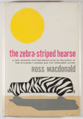 Books:Mystery & Detective Fiction, Ross Macdonald. The Zebra-Striped Hearse. New York: Knopf,1962. First edition. Octavo. 278 pages. Publisher's bindi...