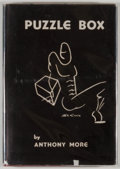 Books:Science Fiction & Fantasy, Anthony More. Puzzle Box. [San Francisco]: Trover Hall, 1946. First edition, one of 2,000 copies, though Chalker sta...