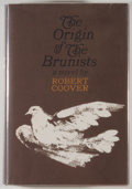 Books:Literature 1900-up, Robert Coover. SIGNED. The Origin of the Brunists. New York:G. P. Putnam's Sons, [1966]. First edition. Signe...