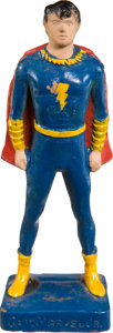 Memorabilia:Comic-Related, Captain Marvel Jr. Resin Figurine (Fawcett/Kerr Co., 1946)....