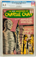 Silver Age (1956-1969):Mystery, The New Adventures of Charlie Chan #2 (DC, 1958) CGC VG+ 4.5 Creamto off-white pages....