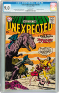 Silver Age (1956-1969):Science Fiction, Tales of the Unexpected #54 (DC, 1960) CGC VF/NM 9.0 Off-white pages....