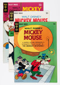 Bronze Age (1970-1979):Cartoon Character, Mickey Mouse File Copies Group (Gold Key, 1967-79) Condition:Average VF+.... (Total: 63 Comic Books)
