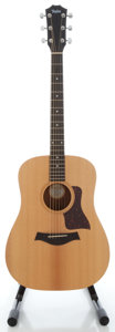Musical Instruments:Acoustic Guitars, 2001 Taylor Big Baby 306-GB Natural Acoustic Guitar, Serial #20010515328-2....