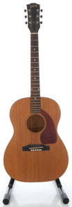 Musical Instruments:Acoustic Guitars, Circa 1965 Gibson LG-0 Mahogany Acoustic Guitar, Serial #309362....