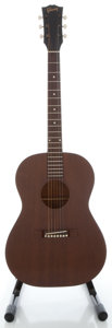 Musical Instruments:Acoustic Guitars, 1962 Gibson LG-0 Mahogany Acoustic Guitar, Serial # 50075....