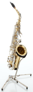 Musical Instruments:Horns & Wind Instruments, Yamaha YAS-23 Brass Alto Saxophone, Serial # 238922 A....