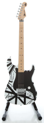 Recent Charvel EVH Art Series Electric Guitar #1058