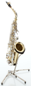 Musical Instruments:Horns & Wind Instruments, Yamaha YAS-23 Brass Alto Saxophone, Serial #152481 A....