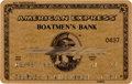 Football Collectibles:Others, 1992 Bud Wilkinson Signed American Express Card....