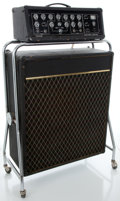 Musical Instruments:Amplifiers, PA, & Effects, Vox Series Ninety Royal Guardsman Guitar Speaker Cabinet, Serial #916494....