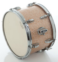 1960's Ludwig Single Tom Champagne Sparkle, Serial # 302543