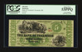 Obsoletes By State:Michigan, Tecumseh, MI- Bank of Tecumseh $5 Aug. 22, 1859. ...