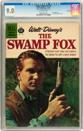 Silver Age (1956-1969):Adventure, Four Color #1179 The Swamp Fox - File Copy (Dell, 1961) CGC VF/NM 9.0 Off-white pages....