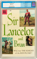 Silver Age (1956-1969):Adventure, Four Color #775 Sir Lancelot and Brian - Circle 8 pedigree (Dell, 1957) CGC NM+ 9.6 Cream to off-white pages....