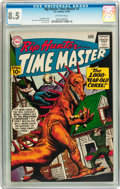 Silver Age (1956-1969):Science Fiction, Rip Hunter Time Master #1 (DC, 1961) CGC VF+ 8.5 Off-whitepages....