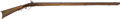 Long Guns:Muzzle loading, C. 1845 Full Stock Percussion Central Pennsylvania Rifle....