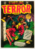 Golden Age (1938-1955):Horror, Startling Terror Tales #10 (Star Publications, 1952) Condition:FN+....