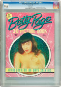Magazines:Miscellaneous, The Betty Page 3-D Picture Book #nn (3-D Zone, 1989) CGC NM+ 9.6White pages....