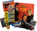Memorabilia:Miscellaneous, Man From U.N.C.L.E.-related Toy Group (1960s-90s)....