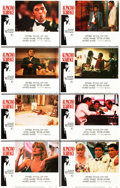 "Movie Posters:Crime, Scarface (Universal, 1983). Lobby Card Set of 8 (11"" X 14"").. ...(Total: 8 Items)"