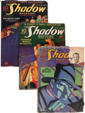 Pulps:Detective, Shadow Box Lot (Street & Smith, 1934-43) Condition: AverageVG+....