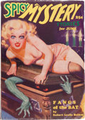 Pulps:Horror, Spicy Mystery - June 1935 (Culture, 1935) Condition: VG/FN....