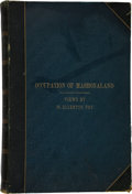 Military & Patriotic:Foreign Wars, Africa: Very Rare Original Copy of Occupation of Mashonaland, Views by W. Ellerton Fry, (n.p., publisher unknown, Oc...