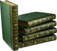 Harper's Weekly: Beautifully Bound Complete Set