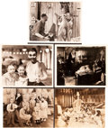 """Movie Posters:Horror, Freaks (MGM, 1932). Photos (3) (8"""" X 10"""") and (2) (7.5"""" X 9.5"""").. ... (Total: 5 Items)"""