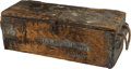 Military & Patriotic:Civil War, Benicia Arsenal 1862 Dated Wooden Ammunition Crate....