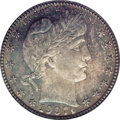 Barber Quarters: , 1907-S 25C MS65 PCGS. The 1907-S had a modest mintage of 1.3million pieces. However, it is a challenging issue to locate i...