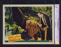 "Movie Posters:Horror, Abbott and Costello Meet Frankenstein (Universal International,1948). CGC Graded Lobby Card (11"" X 14""). Horror.. ..."