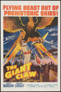 """Movie Posters:Science Fiction, The Giant Claw (Columbia, 1957). One Sheet (27"""" X 41""""). ScienceFiction.. ..."""